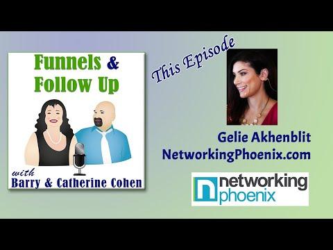 Gelie Akhenblit, NetworkingPhoenix.com