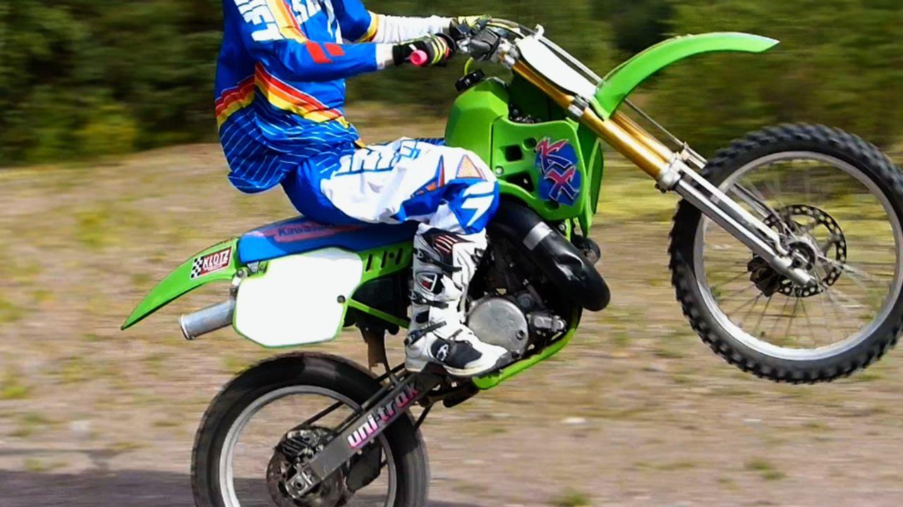 motocross 2 stroke sound