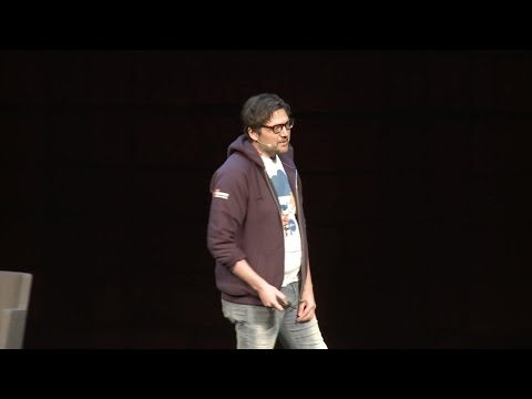 AWS Summit Stockholm 2017: Closing Keynote with Mackenzie Kosut