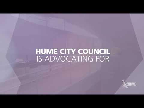 Hume Advocates  - Mayor Geoff Porter