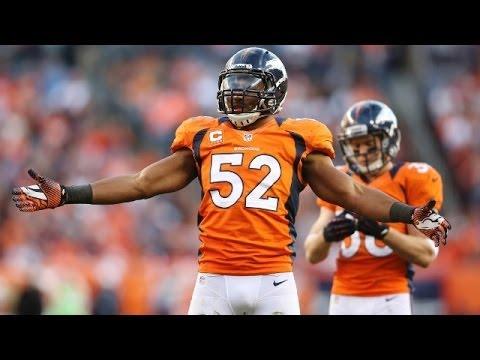 Wholesale Nike Denver Broncos #52 Wesley Woodyard Elite orange ...