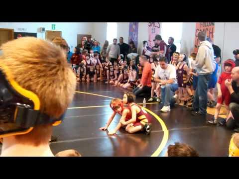 St. Jude Indy Wrestling Robert Houser