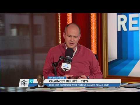 Chauncey Billups Says If the