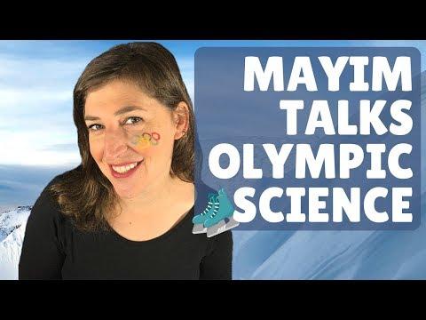 Mayim Talks Olympic Science || Mayim Bialik