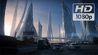 """""""Earth in the Future"""" 👽👽♥ (Movie) SPACE & UNIVERSE Documentary technology"""
