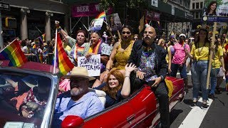 Millions Celebrate Gay Pride Around The World