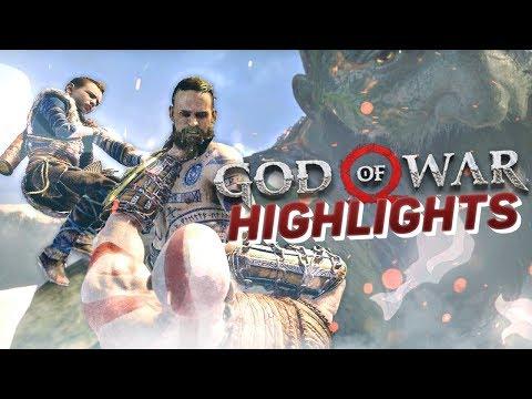 CarryMinati  Plays God Of War 2018
