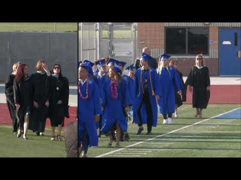Beaumont High School Graduation 2019