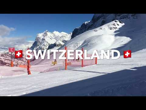 WINTER IN SWITZERLAND - INCREDIBLE DESTINATION