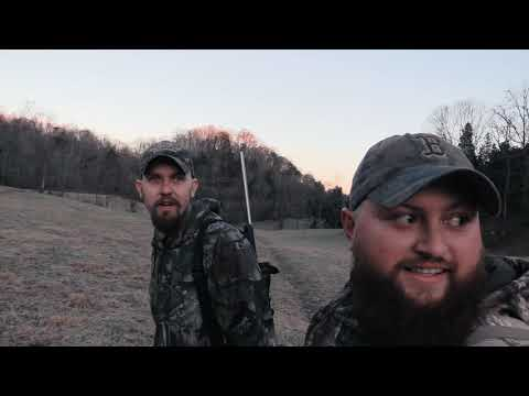 Coyote Hunt : Our First On Film!
