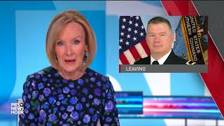 News Wrap: Trump to confer with UK, France on Syria action