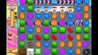 Candy Crush Saga Level 915 (No booster, 3 Stars)