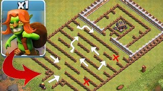 "NEW EVENT!! w/ GIANT MAZE!! ""Clash Of Clans"" Thunderstruck!"