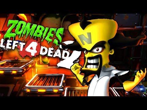Crazy Doctor of Doom (L4D2 Zombies - Crash Bandicoot #2)