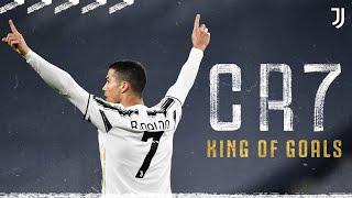 CRISTIANO RONALDO - THE KING OF GOALS | EVERY GOAL 2020/2021 | Juventus