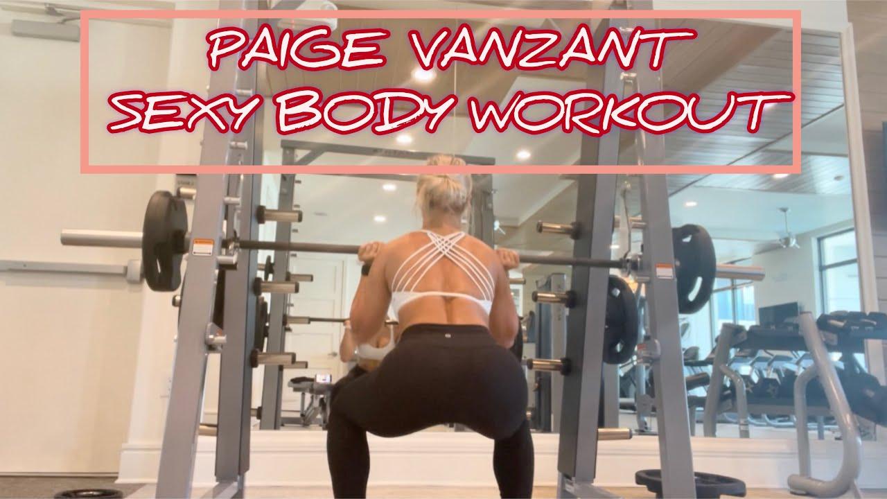 Sexy Paige Vanzant