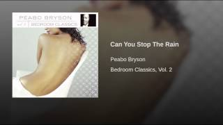 Can You Stop The Rain