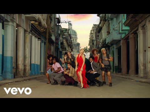 Kylie Minogue  ft. Gente De Zona - Stop Me from Falling (19 апреля 2018)