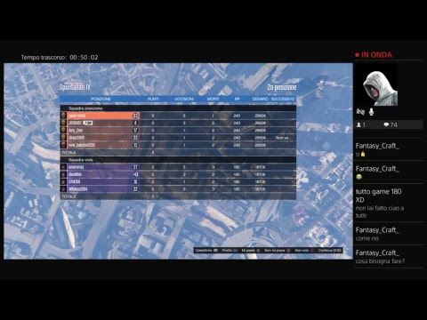 Prima LIVE GTA5 Online [by RoX!]