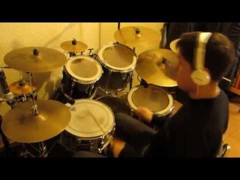 Donde jugaran los niños (Maná) - Drum cover
