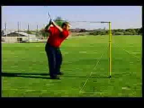 Golf lesson video: Dream Swing Setup