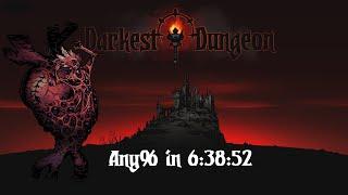[World Record] Darkest Dungeon Speedrun (Any%) in 6:38:52