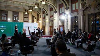 Conferencia de prensa matutina, desde Palacio Nacional. Jueves 4 de febrero 2021 | Presidente AMLO