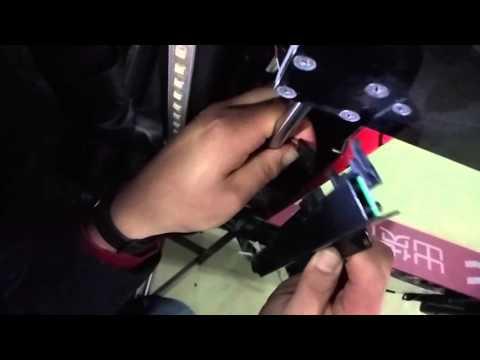 exchange horizontal encoder and motor