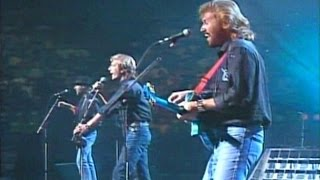 Bee Gees Stayin' Alive 1989 Live Video