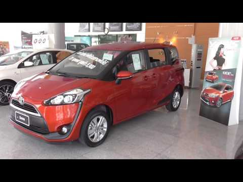 Living in Thailand. Toyota Showroom, Buying a Car. The Pros & Cons,