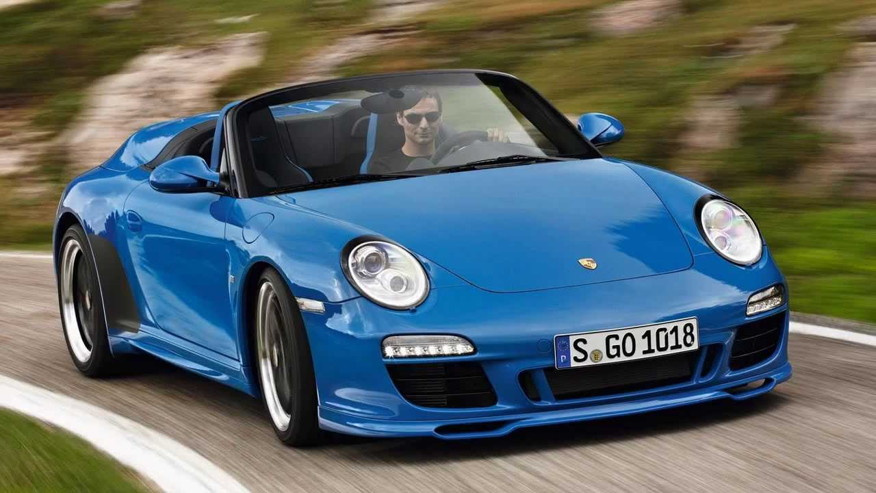 PORSCHE 911 Sdster (2011) Limited Edition 356/356 - YouTube on