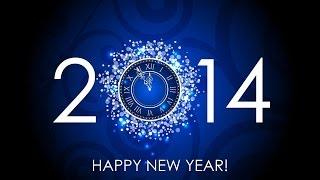 Новогодний ролик (Happy New Year 2014)