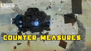 Space Engineers - Missile Counter Measures, Flare System