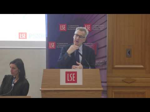 LSE Events |  Promoting Mental Health: the economic case