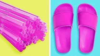 23個關于物品回收再利用的小創意