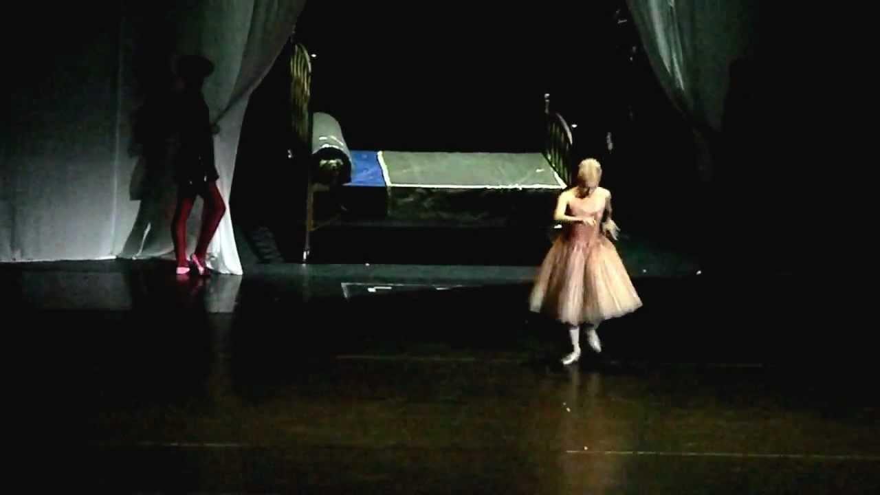 """Кремлевский балет. """" Красавица и чудовище """". - YouTube"""