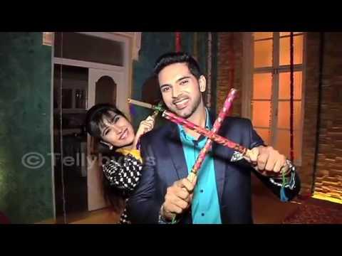 Sheena Bajaj and Ankit Bathla aka Aditi and Dhruv of Thapki Pyaar ki talks about Navratri