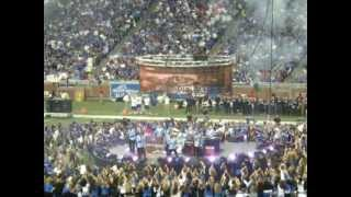 "Kid Rock Performing ""Detroit Michigan"" - Detroit Lions United Way Halftime Show Thanksgiving 2012"