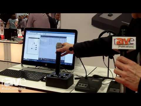 InfoComm 2016: beyerdynamic Features Quinta Wireless Conferencing System