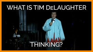 What Is Tim DeLaughter Thinking?