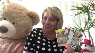 ДЕВА- ТАРО прогноз на ЯНВАРЬ 2017 года от Angela Pearl.