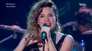 La Oreja de Van Gogh canta  Abrázame  en la Gala Final de Operación Triunfo 2020