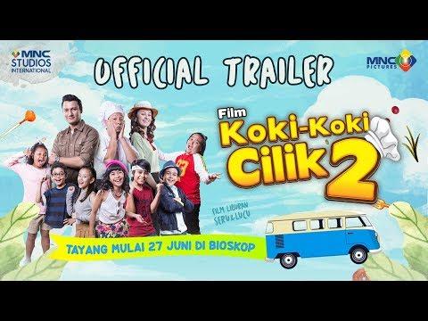 OFFICIAL TRAILER FILM KOKI-KOKI CILIK 2 (2019) | TAYANG  MULAI 27 JUNI 2019 DI BIOSKOP