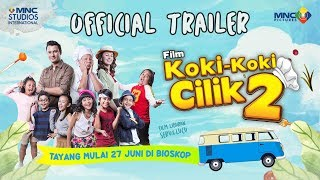 Download Video Official Trailer Film KOKI-KOKI CILIK 2 (2019) - Tayang Mulai 27 Juni 2019 di Bioskop! MP3 3GP MP4