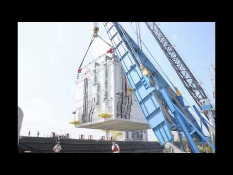 700 Ton Heavy Lift