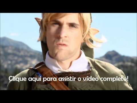 Preview: The Legend of Zelda - Rap (Legendado) HD