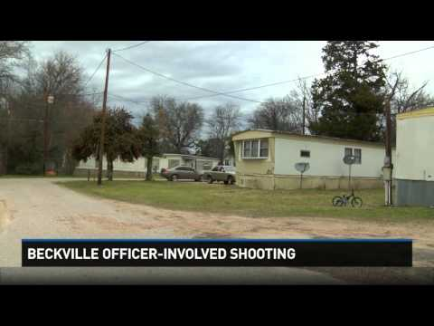 One person dead after officer-involved shooting in Beckville