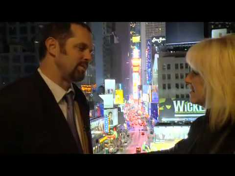 Interview Stephane Marcoux By Yanick Gauthier - Agent of Charles Carson/Bogota - Art expo - NY 2009