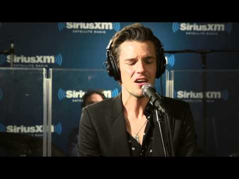 "Brandon Flowers ""Can't Deny My Love"" Live @ SiriusXM // Alt Nation"