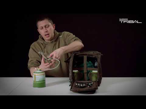 Trench Gear DELUXE FOODBAG - '18 Tribal Luggage | EUROPE